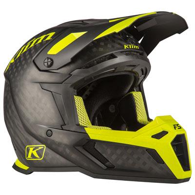 Klim F5 Koroyd Helmet X-Large Abyss Matte Black