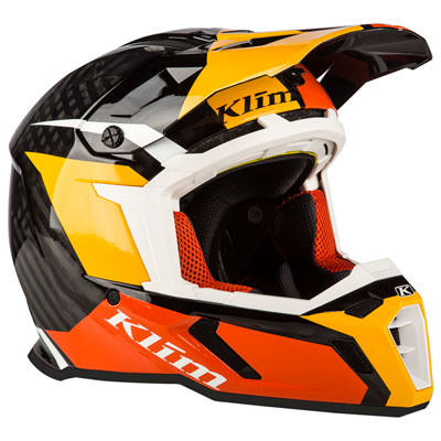 Klim F5 Koroyd Helmet X-Large Chasm Orange