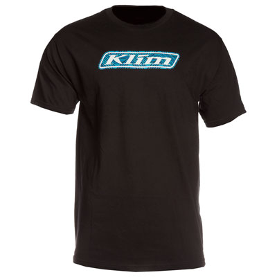 Klim Line Art Graphic T-Shirt X-Large Black