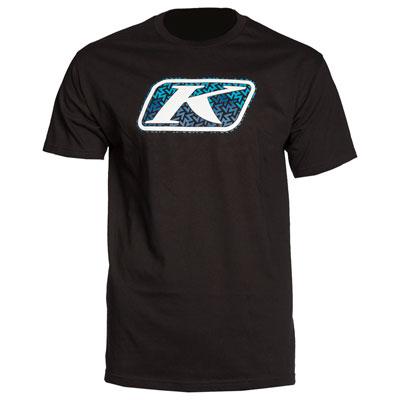 Klim Razor Graphic T-Shirt Medium Black