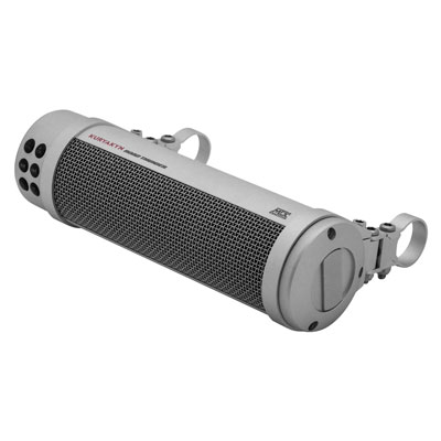 Kuryakyn Road Thunder® Sound Bar Satin Silver
