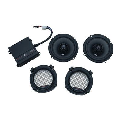 Kuryakyn Road Thunder® Speaker Kit Black