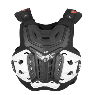 Leatt 4.5 Roost Deflector Adult Black