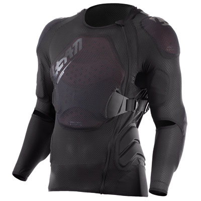 Leatt 3DF AirFit Lite Body Protector XX-Large Black