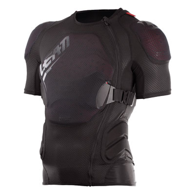 Leatt 3DF AirFit Lite Body Tee Large/X-Large Black