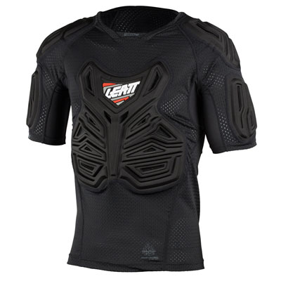 Leatt Roost Tee Small/Medium Black