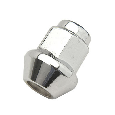 ITP Tapered Chrome Lug Nut 3/8  with 14mm Head
