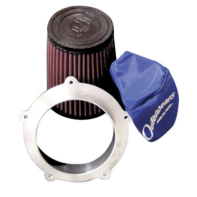 Modquad Air Flow System with K&N Filter