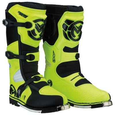 Moose Racing M1.3 Boots Size 11 Hi-Viz
