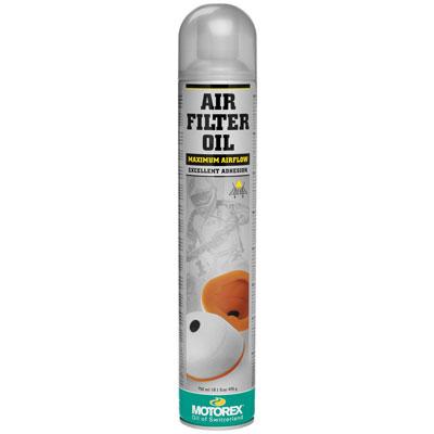 Motorex Air Filter Oil Spray 750 ml