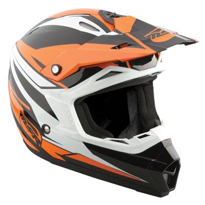 MSR Assault Helmet 2013 Large Orange
