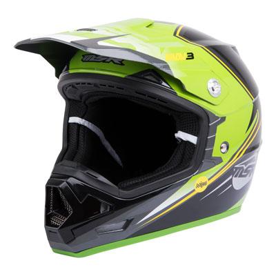 MSR Mav3 Block w/MIPS Helmet X-Large Green/Black