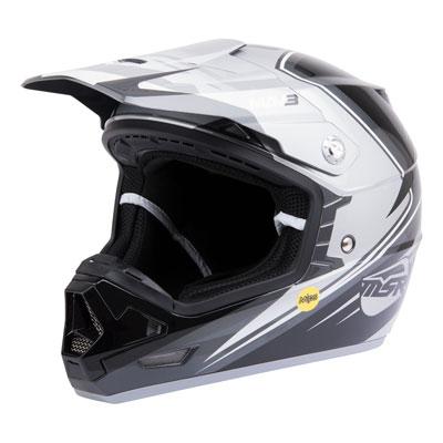 MSR Mav3 Block w/MIPS Helmet X-Large Silver/Black