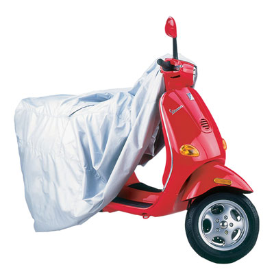 Nelson Rigg Scooter Cover Silver Large