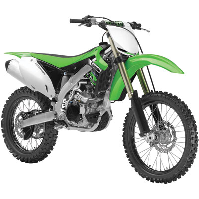 New Ray Die-Cast Kawasaki KX450F Motorcycle Replica 1:6 Scale