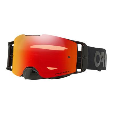 Oakley Front Line Goggle  Factory Pilot Blackout Frame/Prizm Torch Iridium Lens