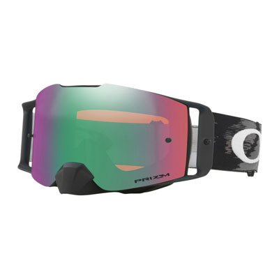 Oakley Front Line Goggle  Matte Black Speed Frame/Prizm Jade Iridium Lens