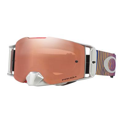 Oakley Front Line Goggle  Shockwave RB Frame/Prizm Black Iridium Lens