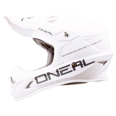 O'Neal Racing 3 Series Helmet X-Large Flat White