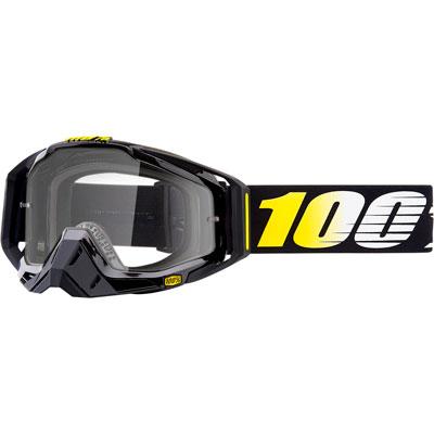 100% Racecraft Goggle  Cosmos 99 Frame/Clear Lens