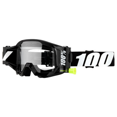 100% Strata Forecast Film System Goggle  Outlaw Frame/Clear Lens