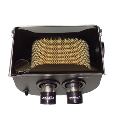 R2C Performance Filter System with Clear Lid