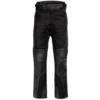 REV'IT! Gear 2 Leather Motorcycle Pants Euro 54 Short Black
