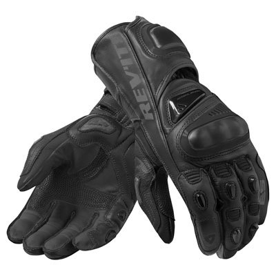 REV'IT! Jerez 3 Gloves Small Black