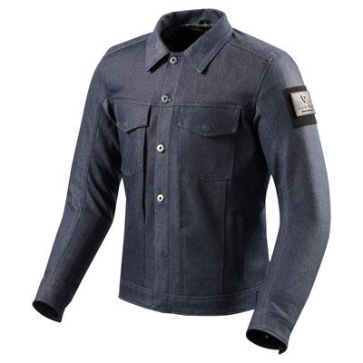 REV'IT! Crosby Jacket Small Medium Blue