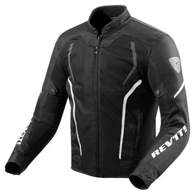 REV'IT! GT-R Air 2 Jacket Small Black/White
