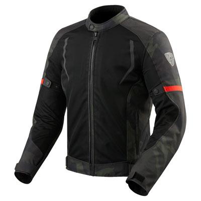 REV'IT! Torque Jacket XXXX-Large Army Green