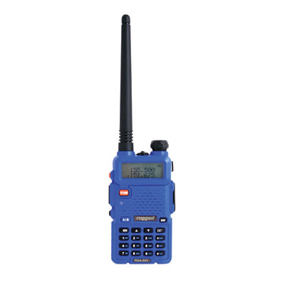 Rugged Radios RH5R Dual Band Handheld Radio
