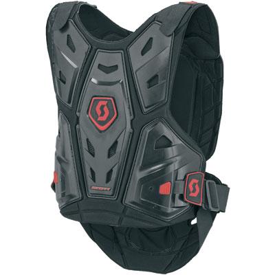 Commander Body Armor Black