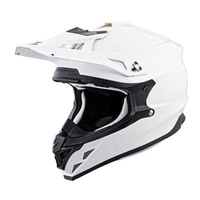 Scorpion VX-35 Helmet Small White