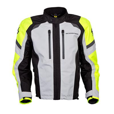 Scorpion Optima Jacket Medium Hi-Viz