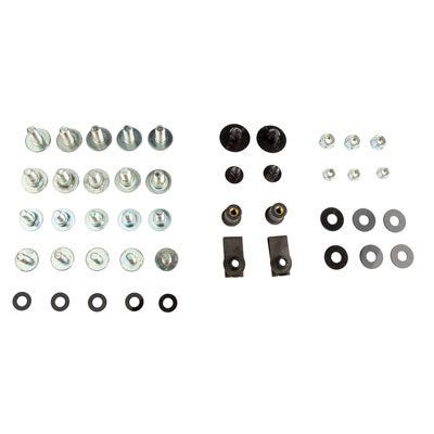 Screwed Industries Sport Bike Bolt Kit