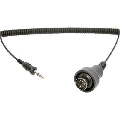 Sena SM10 3.5mm Stereo Jack to 7 Pin DIN Cable