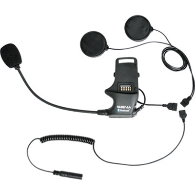 Sena SMH10 Helmet Clamp Kit - For Speakers and Earbuds