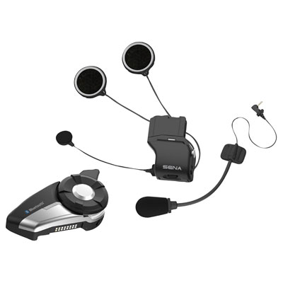 Sena 20S Evo Bluetooth Communication System Single
