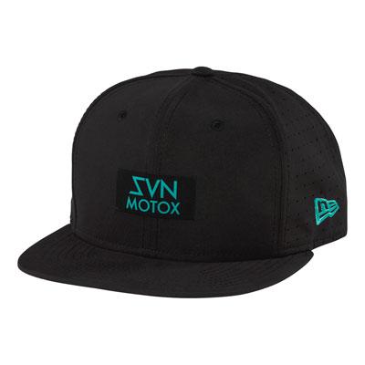 Seven MX Futura Snapback Hat  Black