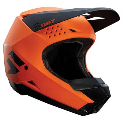 Shift WHIT3 Helmet 2018 X-Large Orange