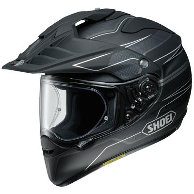 Shoei Hornet X2 Navigate Helmet XX-Large Black/Grey