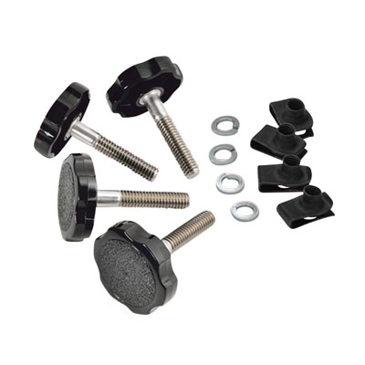 Show Chrome Accessories Saddlebag Posi-Lock Set