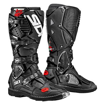 Sidi Crossfire 3 TA Boots Size 8.5 Black
