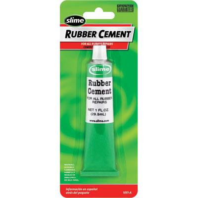 Slime Rubber Cement 1 oz. Tube