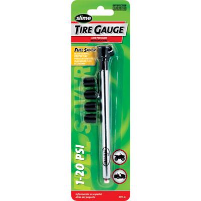 Slime Tire Pressure Gauge 1-20 psi