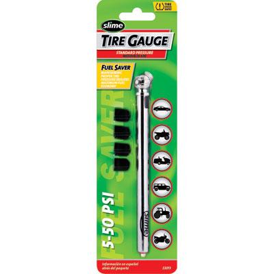 Slime Tire Pressure Gauge 5-50 psi