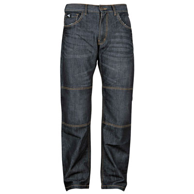 Speed and Strength Run With The Bulls Motorcycle Jeans 40  x 32  Black