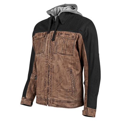Speed and Strength Rough Neck Jacket XXXX-Large Brown/Black