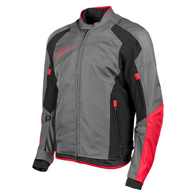 Speed and Strength Sure Shot Jacket Large Red/Black/Grey